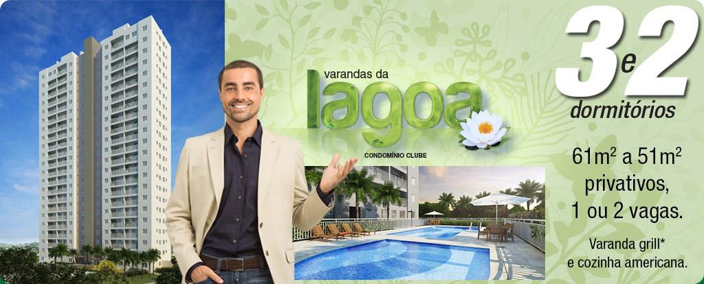 Lançamento Lagoa Condomínio Clube